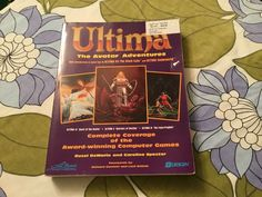 Ultima Auction Spotlight - Ultima the Avatar Adventures - http://www.thecaverns.net/Wordpress/ultima-auction-spotlight-ultima-avatar-adventures/