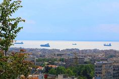 Other view of the Thessaloniki  Little Toumpa view Best view  #ΠαρδαΛ view