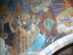 Gebhard Fugel (1863–1939) File:Wangen Pfarrkirche St Martinus Chorbogen links.jpg