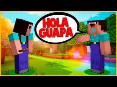 (68) MINECRAFT PUEDE HABLAR!! - YouTube
