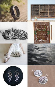 November gift by Morning Rose Jewellery on Etsy--Pinned with TreasuryPin.com