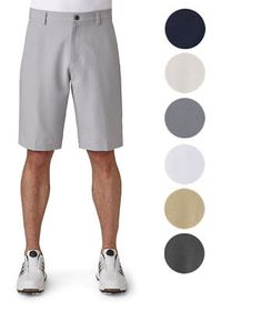 Adidas Ultimate 365 3 Stripes Golf Shorts Mens 2017 New - Choose Color! Golf Mk4, Range Of Motion, Golf Outfit, Stretch Fabric, Bermuda Shorts, Stripes, Stuff To Buy, Color, Clothes