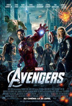 Avengers (2012) - Joss Whedon •