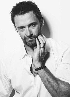 Hugh Jackman, you are beautiful
