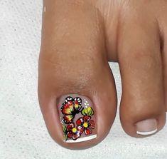 Nail Designs, Nail Art, Nails, Pretty, Beauty, Toe Nail Art, Perfect Nails, Creative Things, Pedicures