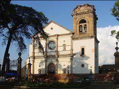 Exterior de la Basílica de Nuestra Señora de la Salud