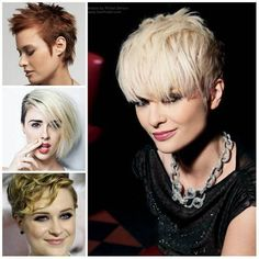 short pixie haircuts for women 2017 - style you 7 . shweshwe 2017 dresses