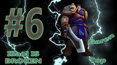 #6 | Illaoi Is BROKEN | Garen top