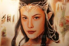 Arwen Close Up - Preview by AuroraWienhold.deviantart.com on @deviantART