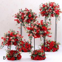 Floral Centerpieces, Wedding Centerpieces, Floral Arrangements, Wedding Decorations, Flower Arrangement, Diy Bouquet Mariage, Diy Wedding Bouquet, Wedding Flowers, Fake Flowers
