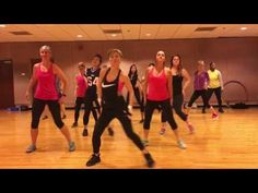 """SHAPE OF YOU"" Ed Sheeran - Dance Fitness Workout Valeo Club - YouTube"