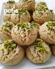Hello friends, I came today with a delicious cookie recipe. Delicious Cookie Recipes, Yummy Cookies, Healthy Eating Tips, Healthy Nutrition, Vegetable Drinks, Chocolate Peanuts, Cookies And Cream, Tahini, Bon Appetit