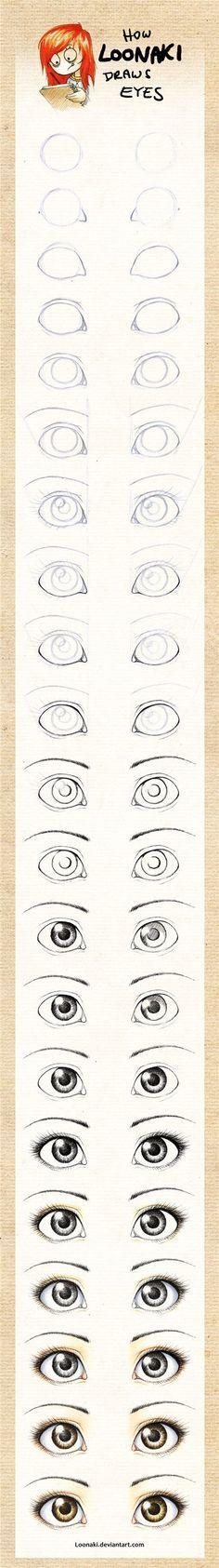 @rebekahmomo I found out how to draw eyes 5e3c46462f40b9d1bbc141aa5ff91f73.jpg (420×3000)