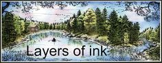 Layers of Ink - too many great ideas to pin all of them