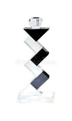 Download Vaso geometrico immagine stock. Immagine di vetro, accessorio - 22825807