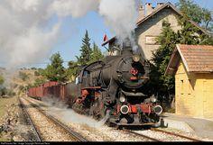 56548 TCDD Steam 2-10-0 at Güney Köyü, Turkey by Reinhard Reiss