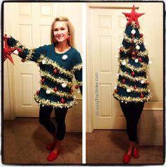 Best Ugly Sweater by @HeathiePants