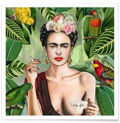 Frida Con Amigos sur junique.fr