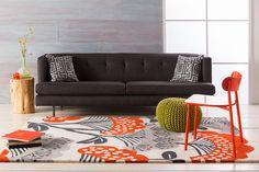Sanderson rug from surya rugs