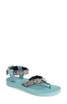 8655b5394907 Teva  Original  Sport Thong Sandal available at  Nordstrom Socks And Sandals