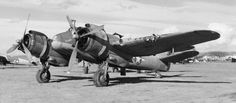 Bristol Beaufighter had two qualities which the Bristol Blenheim lacked -- speed and firepower.