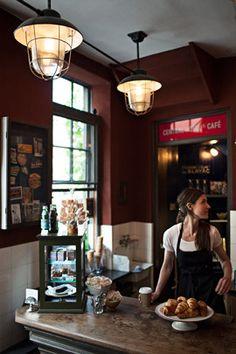 Copenhagen Cetral cafe
