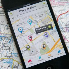 Here n Now design by Maria Garkusha. - Best Mobile Designers In The World | Scoutzie