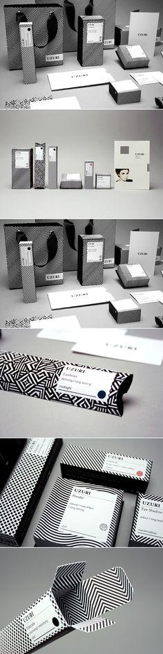 Uzuri Rebranding by Chloe Galea