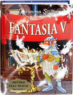 Geronimo Stilton Fantasia serie boeken