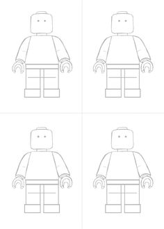 Jay says he wants a Lego birthday party this year. May be able to use these.  Lego party invitations and create your own lego man color sheets