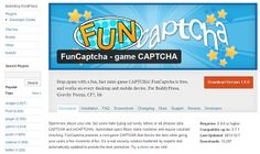 FunCaptcha -WordPress Captcha Plugin
