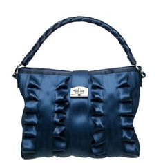 Harveys Seatbelt Bag Lola Hobo in Indigo Blue