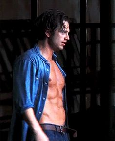 Not that Tumblr needed another SebStan blog... Sexy abs pt 2 =D