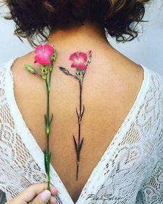 esta_vida_como_aquarela_flor_da_tatuagem