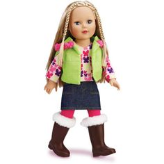 My Life As Nature Girl Doll, Blonde