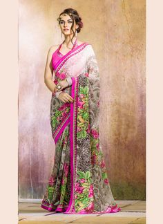 http://www.sareesaga.in/index.php?route=product/product&product_id=18510 Style: Casual Shipping Time:10 to 12 Days Occasion:Festival Casual Fabric:Georgette Colour:Cream Work:Lace For Inquiry Or Any Query Related To Product,  Contact :- +91 9825192886