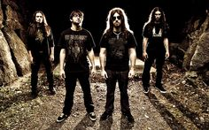 Beyond Creation. A very technical death metal band. \m/