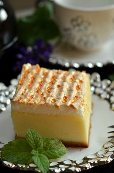 Sernik rosa Sauce Recipes, Cooking Recipes, Cake & Co, Christmas Appetizers, Dessert Recipes, Desserts, Amazing Cakes, Cheesecake, Food And Drink