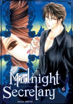 Buy Midnight Secretary, Vol. 6 by Tomu Ohmi at Mighty Ape NZ. Kaya Satozuka prides herself on being an excellent secretary and a consummate professional, so she doesn't even bat an eye when she's reassigned to th. Anime Manga, Anime Guys, Anime Art, Vampire Stories, Viz Media, Thing 1, Manga Covers, Manga To Read, Anime Style