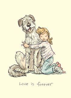 "Image ""Love is Forever""... Anita Jeram"