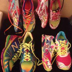 Our running gear