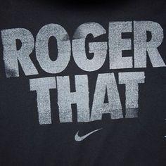 Roger that rogerthat rogerfederer rf federer tennis usopen swiss