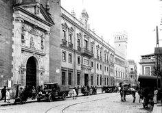 Fotos de la Sevilla del Ayer (V).