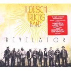 CD Jazz Tedeschi  Revelator  Tedeschi Trucks Band