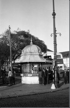 Restos de Colecção: Quiosques de Lisboa (2) Portugal, Kiosk, Lisbon, Taj Mahal, Past, 1, City, Building, Places