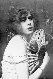 Lili Ilse Elvenes better known as Lili Elbe (28 December 1882 – 13 September 1931) was a transgender woman and one of the first identifiable[1] recipients of sex reassignment surgery