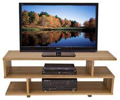Brookline Offset TV Stand