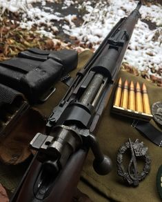 Our Legendary Weapon OoO – Unsere legendäre Waffe OoO – Weapons Guns, Guns And Ammo, Battle Rifle, Bolt Action Rifle, Hunting Rifles, Assault Rifle, Cool Guns, Military Weapons, Panzer