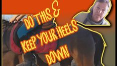 Equitation Tips – easy peasy exercise to keep your heels down. Equitation Tips – easy peasy exercise to keep your heels down. - Art Of Equitation Easy Workouts, Easy Peasy, Exercise, Heels, Tips, Horses, Easy Fitness, Ejercicio, Heel