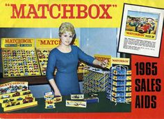 matchbox cars - I loved collecting these!